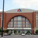 American Airlines Center in Dallas