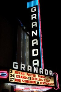 Granada Theater in Dallas