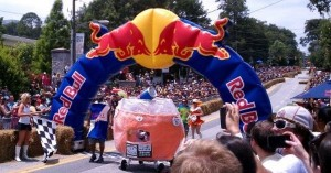 Soapbox Race in Dallas