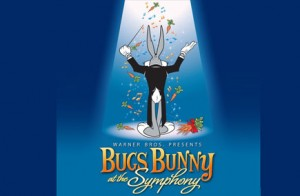 Fun things to do with kids in Dallas - Bugs Bunny Symphony